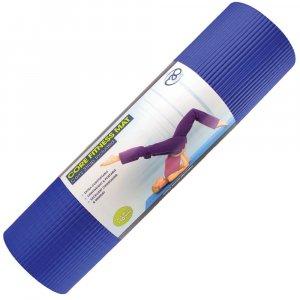 Fitness Mat Blue-0