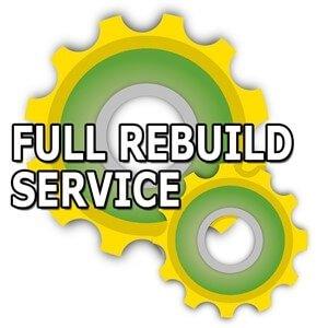 Full Rebuild Bike Service-0