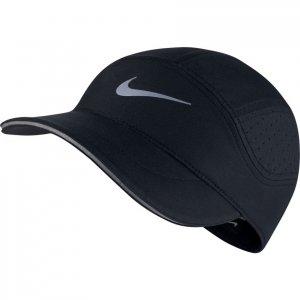 Nike AeroBill Running Cap Black-0
