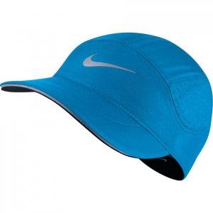 Nike AeroBill Running Cap Blue-0