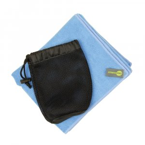 Fitness-Mad Gym Towel Blue-0