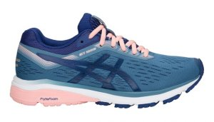 Womens Asics GT-1000 7 Blue-0