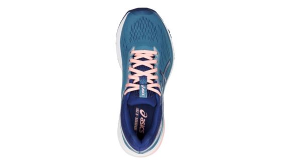 Womens Asics GT-1000 7 Blue-8764