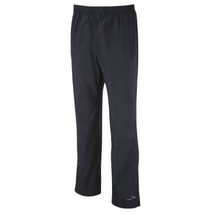 M Ronhill Pursuit Run Pant Black-0