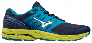 Mens Mizuno Wave Prodigy 2 Blue-0