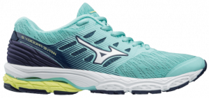 Womens Mizuno Wave Prodigy 2 Blue-0