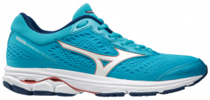 Womens Mizuno Wave Rider 22 Blue-0