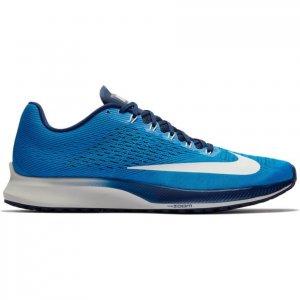Mens Nike Air Zoom Elite 10 Blue-0