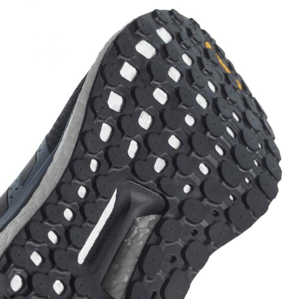 Mens Adidas Solar Glide ST Black/Grey-9326