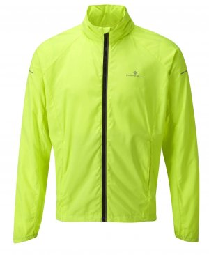 Junior Ronhill Pursuit Jacket Fluo Yellow-0