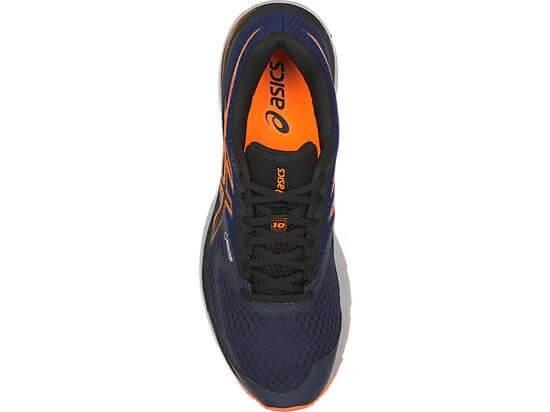 Mens Asics Gel Pulse 10 GTX Blue/Orange-9455