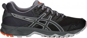 Womens Asics Gel Sonoma 3 Black/Grey-0