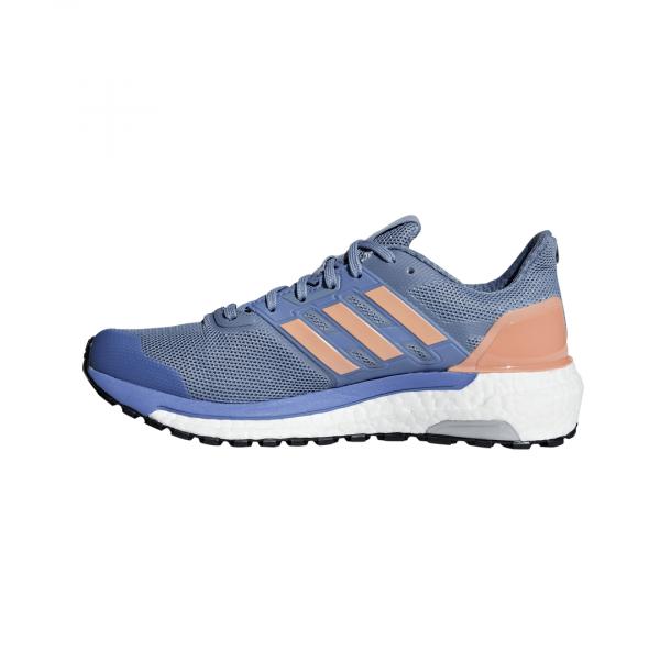 Womens Adidas Supernova GTX Blue/Orange-9279