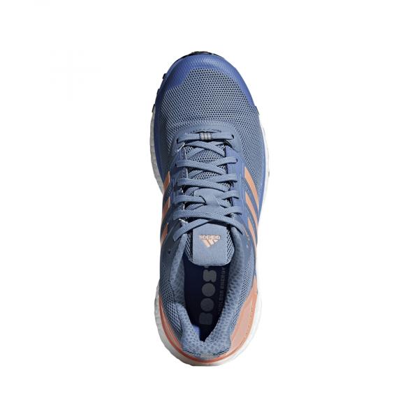 Womens Adidas Supernova GTX Blue/Orange-9280