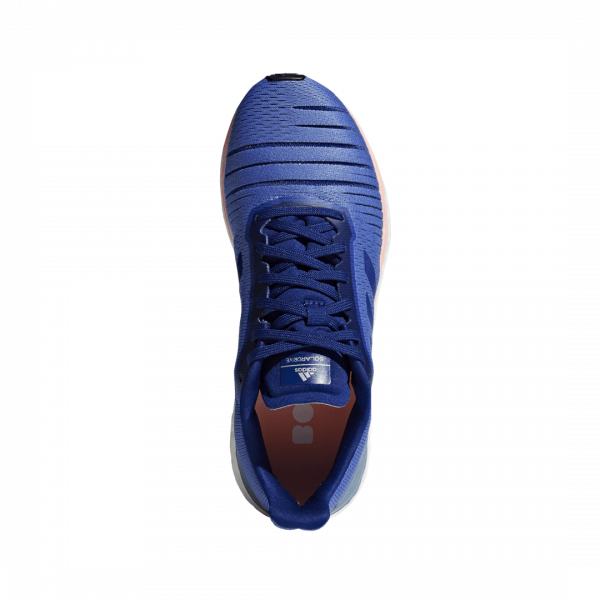 Womens Adidas Solar Drive Blue/Pink-9195