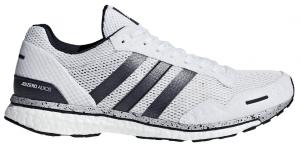 Mens Adidas Adizero Adios 3 White-0