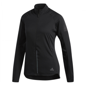 Womens Adidas Supernova Jacket Black-0
