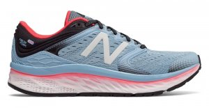 Womens New Balance 1080CS8 (B Width) Blue/Pink-0