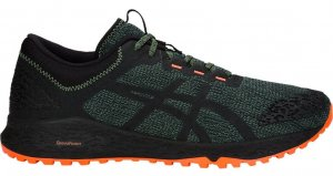 Mens Asics Alpine XT Green-0