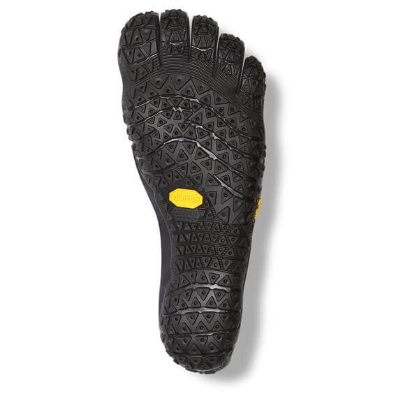 Mens Vibram V-Alpha Black-9775
