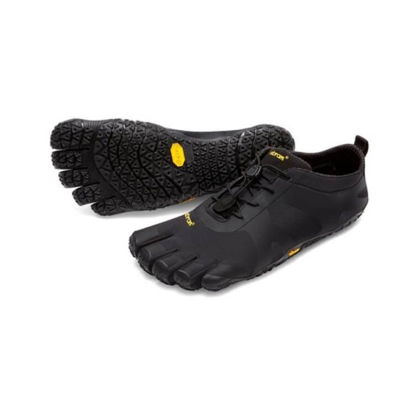 Mens Vibram V-Alpha Black-9774