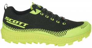 Mens Scott Supertrac Ultra RC Black/Yellow-0