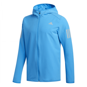 Mens adidas Response Jacket Blue-0