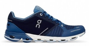 Mens On Cloudflyer Blue/White-0