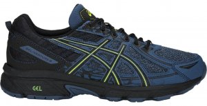 Mens Asics Gel Venture 6 Blue-0