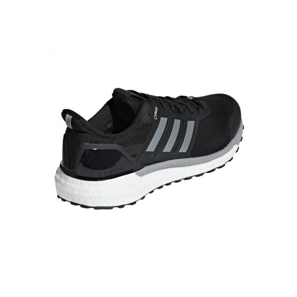 Mens Adidas Supernova GTX Black-9592