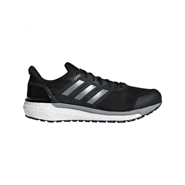 Mens Adidas Supernova GTX Black-9598