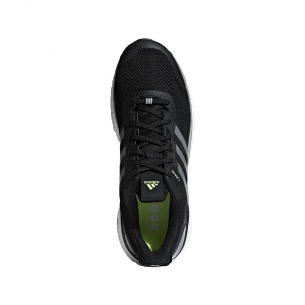 Mens Adidas Supernova GTX Black-9601