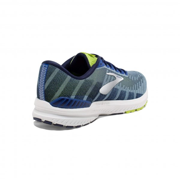 Mens Brooks Ravenna 10 Blue-10347