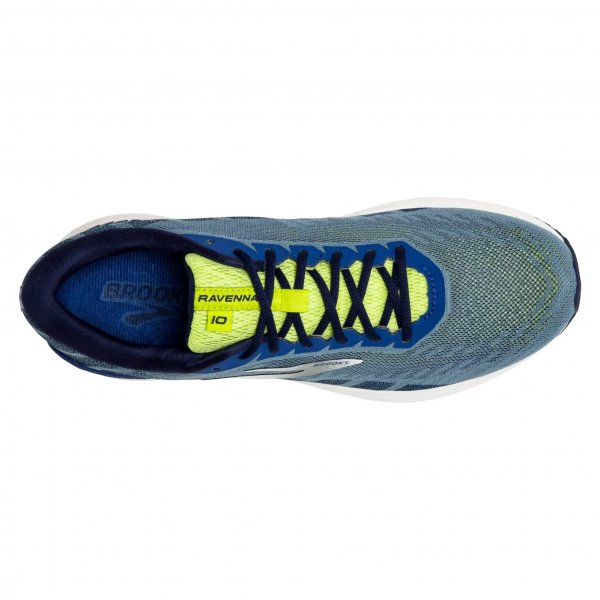 Mens Brooks Ravenna 10 Blue-10345