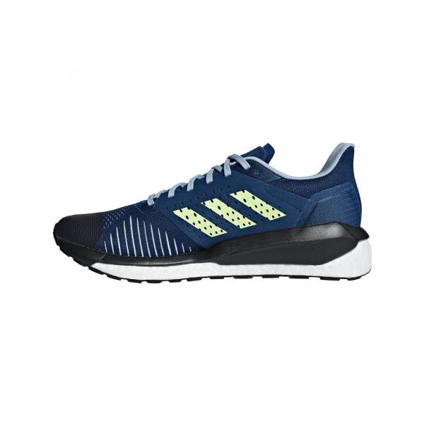 Mens Adidas Solar Drive ST Blue-9616