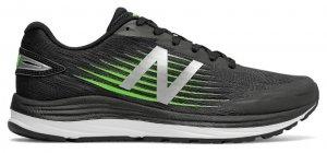 Mens New Balance Synact Grey Black/Green-0