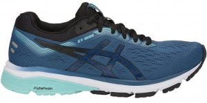 Womens Asics GT-1000 7 Blue/Black-0