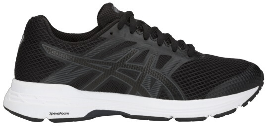 Womens Asics Gel Exalt 5 Black
