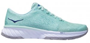 Womens Hoka One One Cavu 2 Green-0