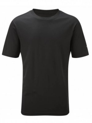 Mens Ronhill Everyday Tee Black-0