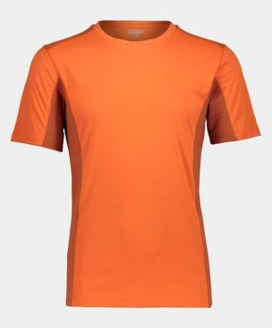 Mens CMP Tee Orange-0