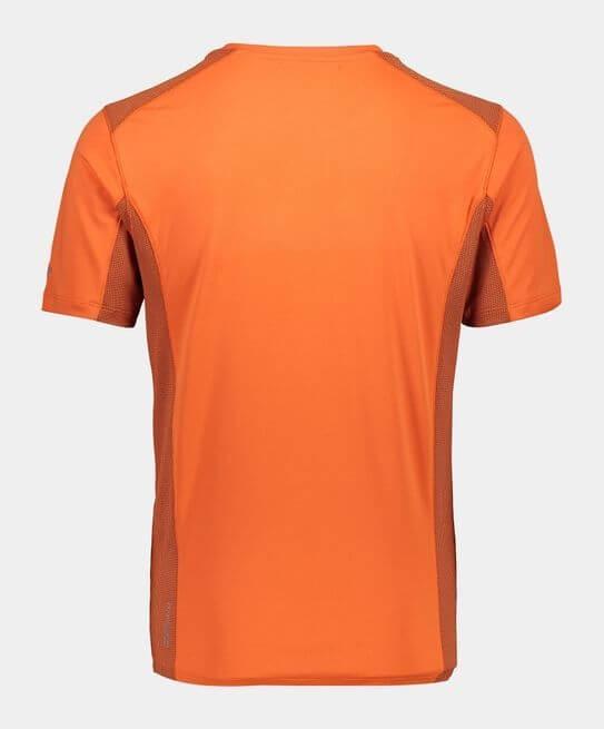 Mens CMP Tee Orange-10317