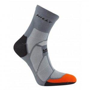 Unisex Hilly Marathon Fresh Granite/Orange-0