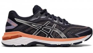Womens Asics GT-2000 7 Midnight Blue-0