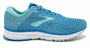 Womens Brooks Revel 2 Blue-0