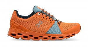 Mens On Cloudstratus Orange-0