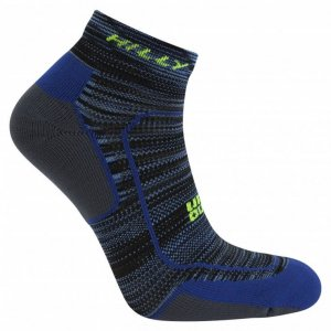 Mens Hilly Lite Comfort Black/Blue-0