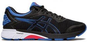 Mens Asics GT-4000 Black/Blue-0