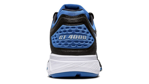 Mens Asics GT-4000 Black/Blue-10429