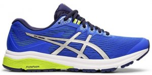 Mens Asics GT-1000 8 Blue-0